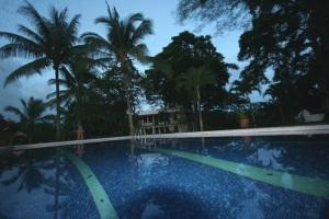 Hotel Costra Rica Samara mit Pool