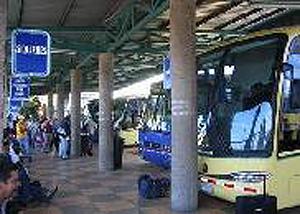San Jose, Terminal del Caribe