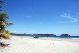 paradise beach Costa Rica